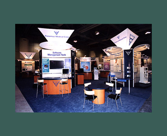 Viamonte Design | Exhibits | Tradeshows | Exhibit Stands | Stages