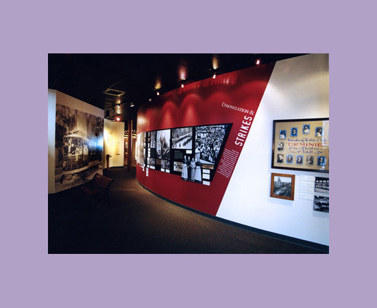 Viamonte Design | Museum Exhibit Projects | Museums | Stages | Events | Standbuilder | Designer